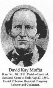 David Kay Moffat