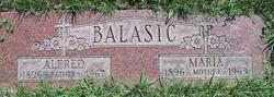 Alfred Joseph Balasic