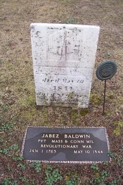 Pvt Jabez Baldwin