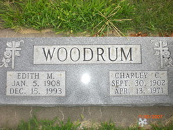 Edith Mae Woodrum