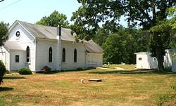Saint Marks United Methodist Church Cemetery
