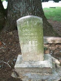 Priscilla <I>Paddock</I> Coffin
