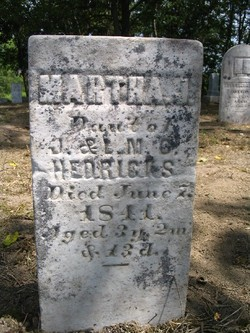 Martha Jane Hendricks