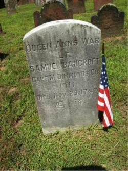 Lieut Samuel Bancroft