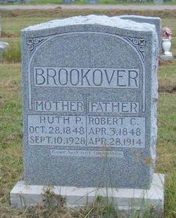 Ruth <I>Pence</I> Brookover