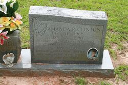 Amanda R Clinton