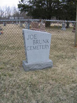 Joe Brunk Cemetery
