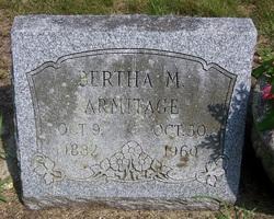 Bertha M. Armitage