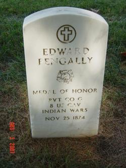 Pvt Edward Pengally