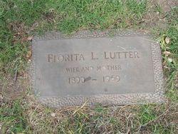 Fiorita Louise <I>Lorenz</I> Lutter