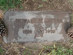 Howard Harry Lutter