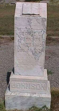 George Engel Johnson