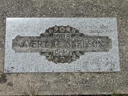 Avery Gordon Snelson