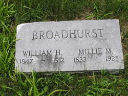 William H Broadhurst