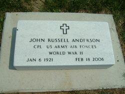 John Russell Anderson