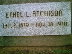 Ethel Lillian <I>Hambey</I> Atchison