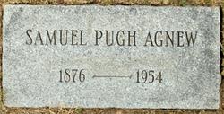 Samuel Pugh Agnew