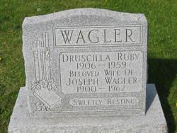 Druscilla <I>Ruby</I> Wagler