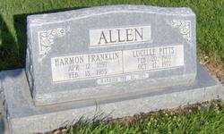 Harmon Franklin Allen