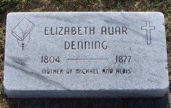 Elizabeth <I>Auar</I> Denning