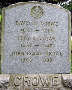 Lucy A Crowe