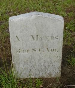 Pvt Alexander Myers