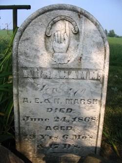 Abraham M. Marsh