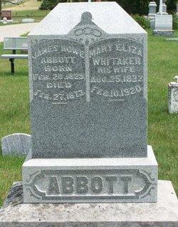 Mary Eliza <I>Whitaker</I> Abbott