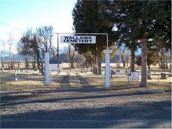 Wallowa Cemetery