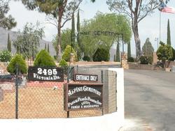 Alpine Cemetery