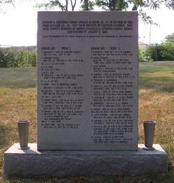 Ephriam Tanner Cemetery