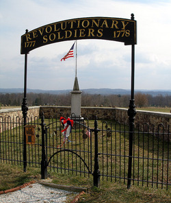 Revolutionary Soldiers Cemetery