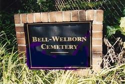 Bell Welborn Cemetery