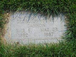 Georgius Young Cannon