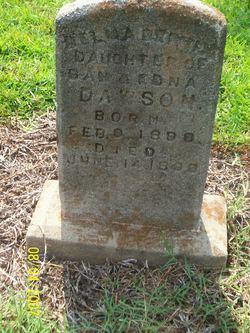 Belma Bertha Dawson