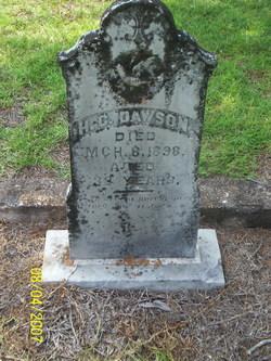 H. C. Dawson