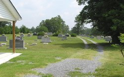 Straightstone Baptist Cemetery