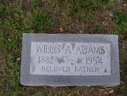 Willis Asbury Adams