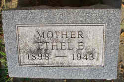 Ethel E <I>Daugharthy</I> Conn