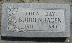 Lula Ray <I>Chaney Johnston</I> Buddenhagen