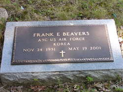 Frank E Beavers