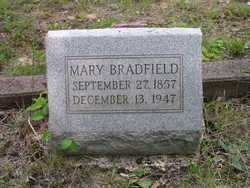 Mary Bradfield
