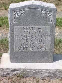 Kevil W Crouch