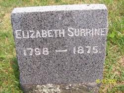 Elizabeth <I>Ross</I> Surrine