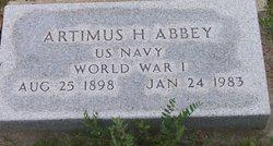 Artimus H. Abbey