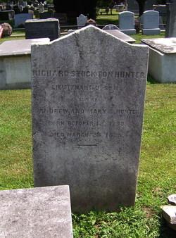 Lieut Richard Stockton Hunter