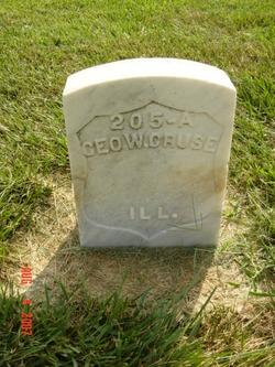 George W Cruse