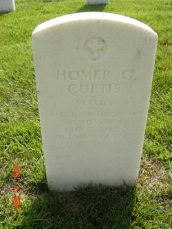 Homer Grandville Curtiss