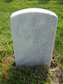James H Curtis