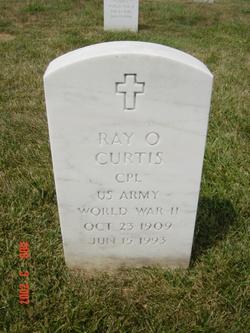 Ray O Curtis